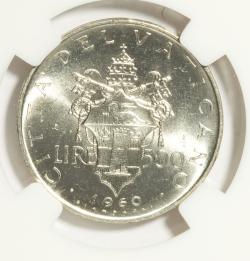 Image #1 of 500 Lire 1960 (I)