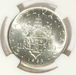 Image #1 of 500 Lire 1962 (IV)