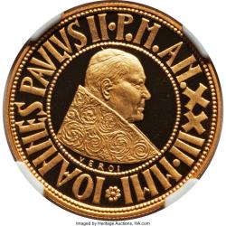 Image #2 of [PROOF] 100000 Lire 2001 R (XXIII) - Religious symbols