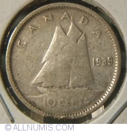 Image #2 of 10 Cents 1939