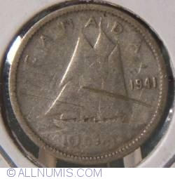 Image #1 of 10 Cents 1941