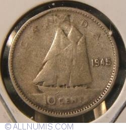 Image #1 of 10 Cents 1945