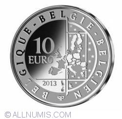 10 Euro 2013 - Hugo Claus