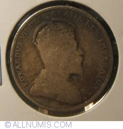 Image #2 of 25 Cents 1909