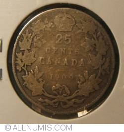 Image #1 of 25 Cents 1909