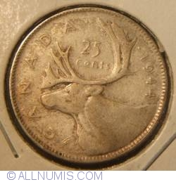 Image #1 of 25 Cents 1944
