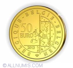 50 Euro 2013 - Hugo Claus
