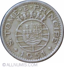 Image #2 of 1 Escudo 1951