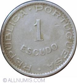 Image #1 of 1 Escudo 1951