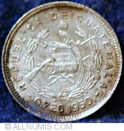 Image #1 of 5 Centavos 1950