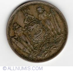 Image #1 of 5 Cents 1921