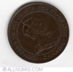 Imaginea #1 a 1 Cent 1905