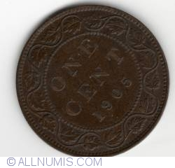 Image #2 of 1 Cent 1905