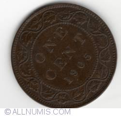 Imaginea #2 a 1 Cent 1905