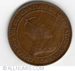 Image #1 of 1 Cent 1909