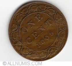 Image #2 of 1 Cent 1909