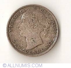 Image #1 of 20 Cents 1885