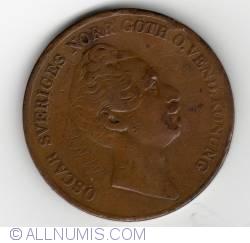 4 Skilling 1850