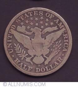 Image #2 of Half Dollar 1908 O