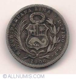 Image #1 of 1 Dinero 1906