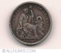Image #2 of 1 Dinero 1906
