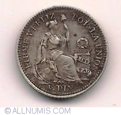 Image #2 of 1/2 Dinero 1916