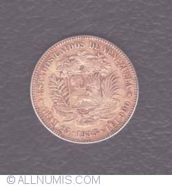 Imaginea #2 a 5 Bolivares 1935