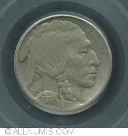 Image #1 of Buffalo Nickel 1914