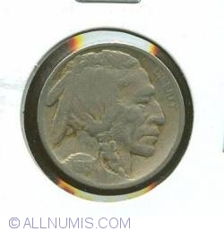 Buffalo Nickel 1915