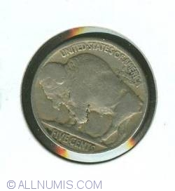 Image #2 of Buffalo Nickel 1915