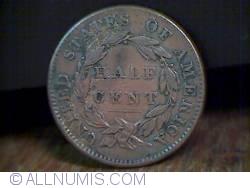 Imaginea #2 a Classic Head Half Cent 1832