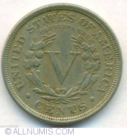 Image #2 of Liberty Head Nickel 1890