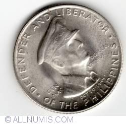 50 Centavos 1947 S