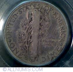 Image #2 of Dime 1916 D