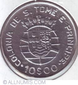 Image #1 of 10 Escudos 1939