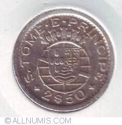 Image #1 of 2 1/2 Escudos 1951