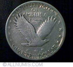 Image #2 of Standing Liberty Quarter 1928 D