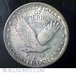 Image #2 of Standing Liberty Quarter 1928