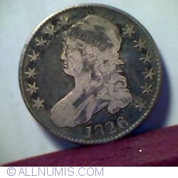 Image #1 of Capped Bust Half Dollar 1826