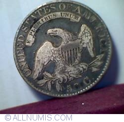 Image #2 of Capped Bust Half Dollar 1826