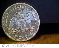 Image #2 of Half Dollar 1856 O