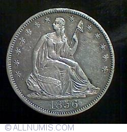 Image #1 of Half Dollar 1856 S