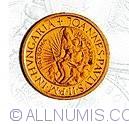 Imaginea #2 a 10000 Forint 1991 - Vizita Papala