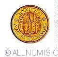 Imaginea #1 a 5000 Forint 1990 - 500 de ani de la moartea lui Matei Corvin
