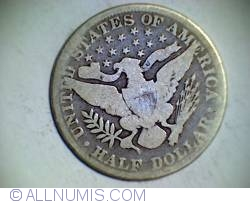 Image #2 of Half Dollar 1899