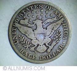 Image #2 of Half Dollar 1900