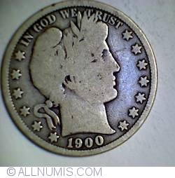 Image #1 of Half Dollar 1900