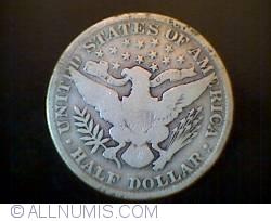 Image #2 of Half Dollar 1902