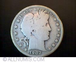 Image #1 of Half Dollar 1902