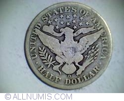 Image #2 of Half Dollar 1906 O
